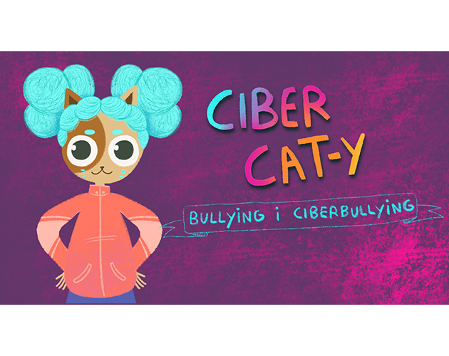Joc Ciber cat-y i el bullying