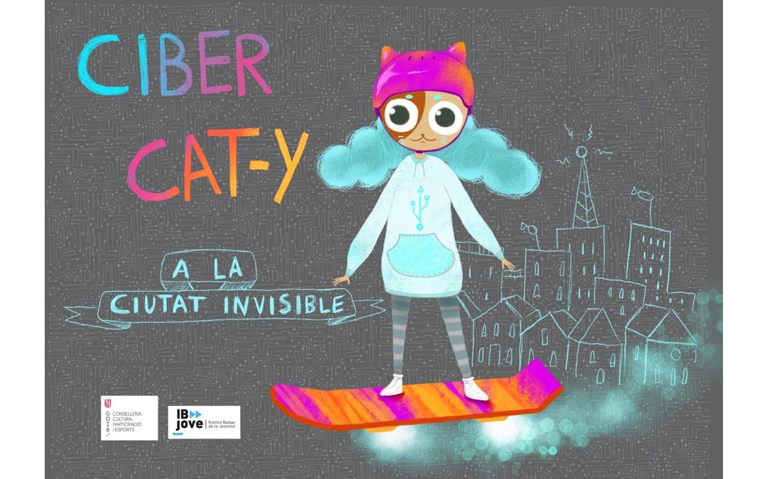 Joc Ciber Cat-y a la Ciutat Invisible
