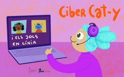 Vídeo: Ciber Cat-y i els jocs en línia
