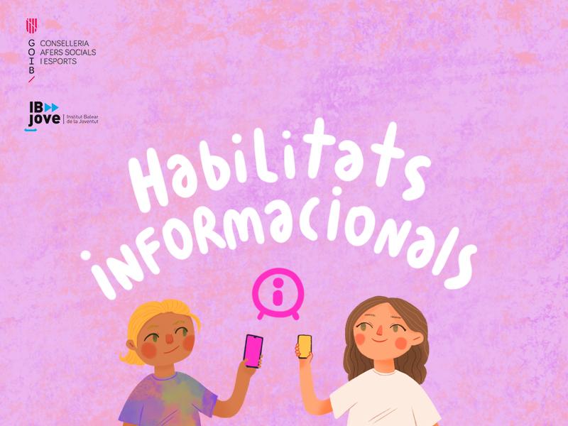 Vídeo: habilitats informacionals